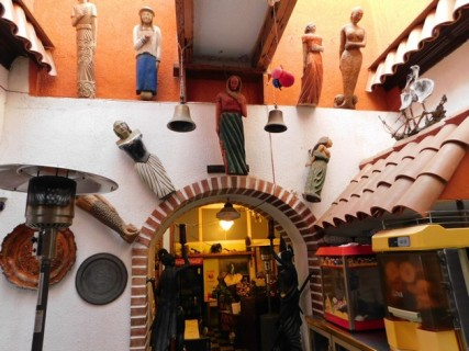 Valparaiso, Musée-restaurant !