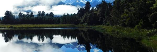 Au cœur des Alpesnéo-zélandaises