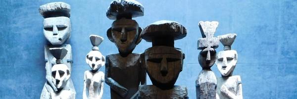 A Santiago, du Cerro Santa Lucia au musée d'Artprécolombien