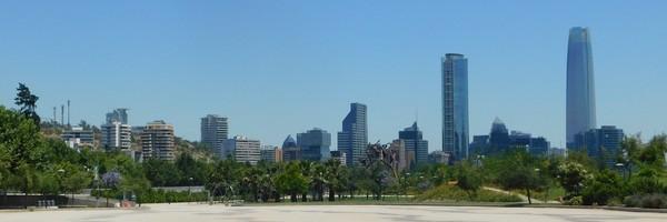 Santiago, balade à Las Condes etVitacura