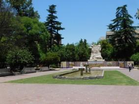 Mendoza, plaza Espana