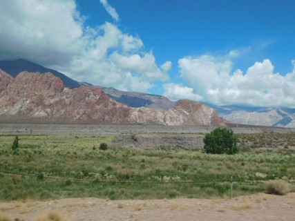 Route Mendoza / Santiago via la Cordillère des Andes