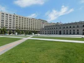 Santiago, Palais de la Moneda
