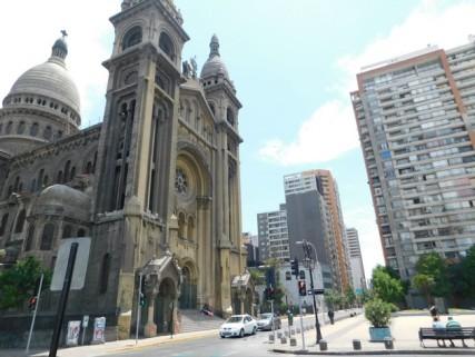 Santiago, rue Santa Isabel