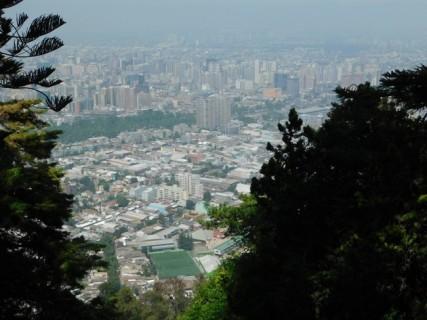Santiago, Cerro San Cristobal