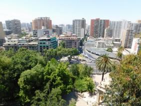 Santiago, Cerro Santa Lucia