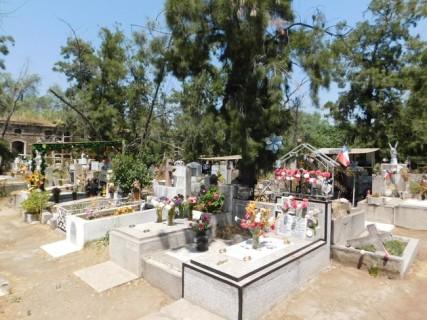 Santiago, cimetière général