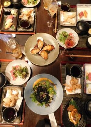 Auckland, restaurant japonais