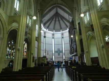 Dunedin, cathédrale anglicane