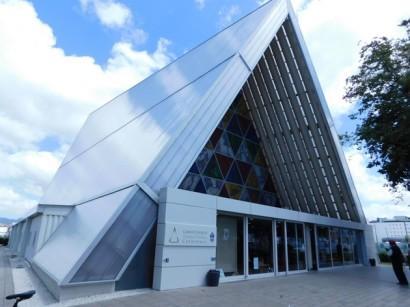 Christchurch, nouvelle cathédrale en carton