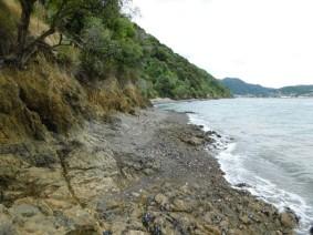 Picton, balade à pied vers le Snout, retour par Bob's Bay
