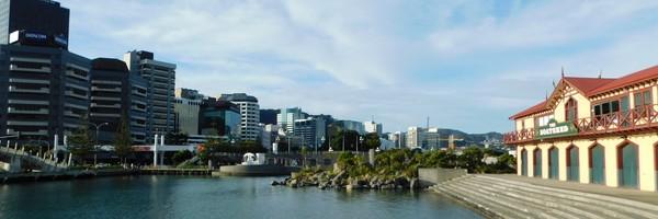 Wellington, du front de mer au jardinbotanique