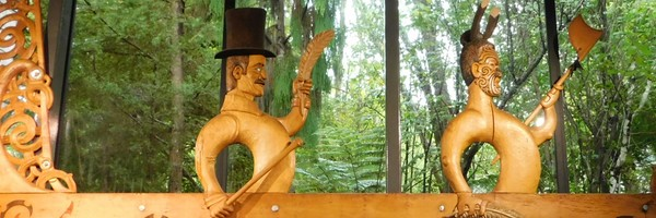 Kia ora ! Haere mai ! Bienvenue au cœur de la culture maorie àWaitangi