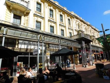 Wellington, Cuba street