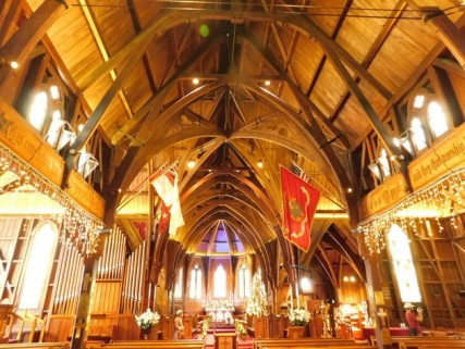 Wellington, ancienne cathédrale