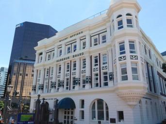 Wellington, Musée
