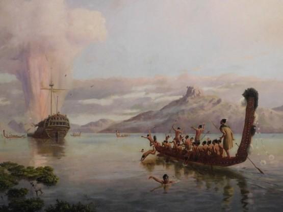 Waitangi Treaty Grounds, musée