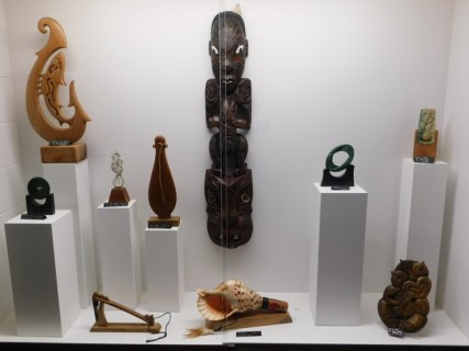 Waitangi Treaty Grounds, Visitor Center
