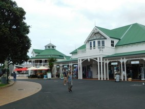 Whangarei, Town bassin