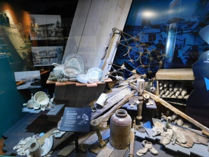 Rotorua - Burried Village - Musée