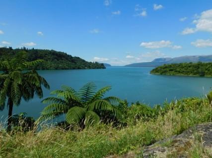 Rotorua - Lac Tarawera