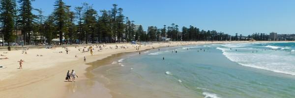 Au bord des plus belles plages de Sydney, de Manly àBondi