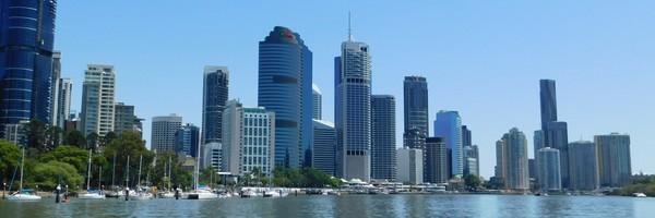 Brisbane : skyline, fleuve etmusées