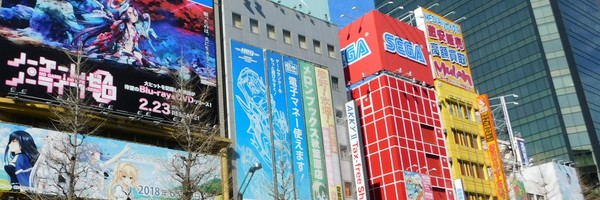 Week-end à Harajuku et Akihabara, deux quartiers très animés!