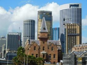 Sydney - Quartier The Rocks