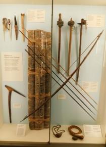 Brisbane - Queensland Museum, ethnographie