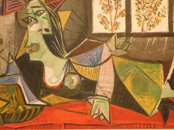 Sydney - Galerie d'Art de Nouvelle Galles du Sud - Picasso