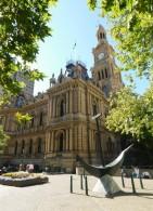 Sydney - Quartier Town Hall