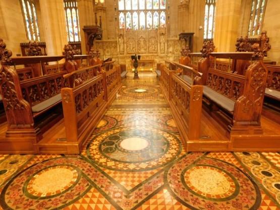 Sydney - Quartier Town Hall - Cathédrale Saint Andrew