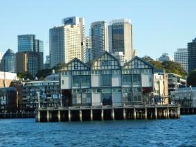Sydney - Vue du ferry