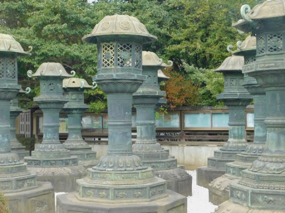 Tokyo - Parc de Uneo - Sanctuaire Toshogu