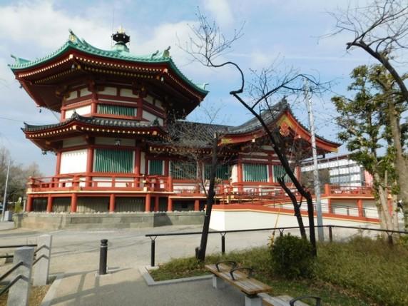 Tokyo - Parc de Uneo - Temple Bentendo