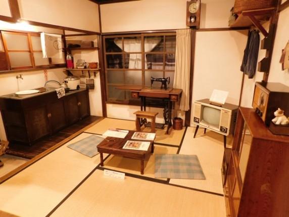 Tokyo - Parc de Uneo - Musée Sitamachi