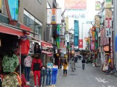 Tokyo - Quartier de Uneo