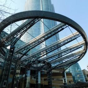 Tokyo - Quartier Roppongi - Complexe Mori Tower
