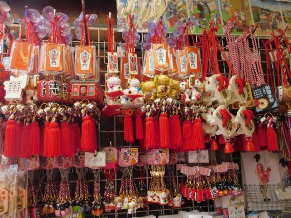 Tokyo - rue commerçante Nakamise-dori