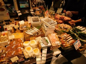 Tokyo - Shibuya - Supermarché