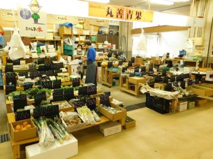 Tokyo - Quartier Urayasu - Marché aux poissons