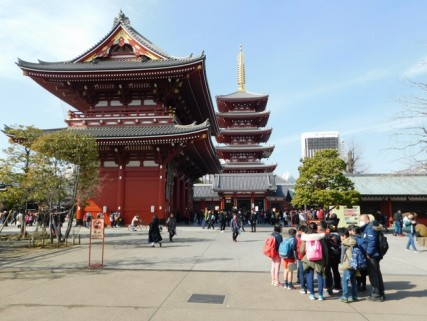 Tokyo - Temple Senso-ji