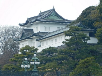 Tokyo - Palais Impérial
