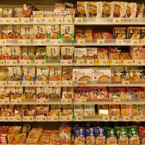 Tokyo - Urayasu - Supermarché - Sauces pour agrémenter les plats de viandes ou de poissons