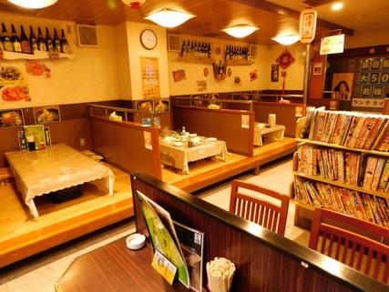 Nagoya - Diner dans un restaurant traditionnel