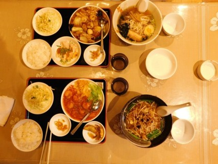 Nagoya - Diner dans un restaurant traditionnel, repas complet !