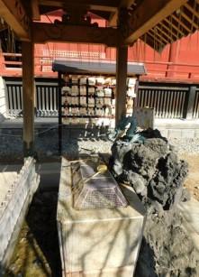 Tokyo - Parc de Ueno - Temple Kiyomizu Kannon