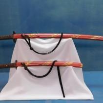 Tokyo - Parc de Uneo - Musée national - Sabres de samouraï