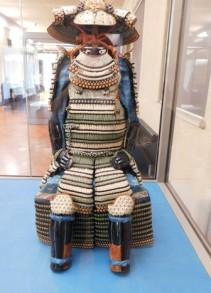 Tokyo - Parc de Uneo - Musée national - Armure de samouraï
